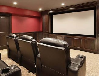 Home Theater Installation Monterey Bay
