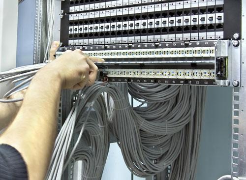 Structured Wiring Services Monterey Bay