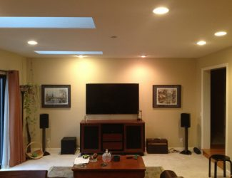 Home Entertainment Installation Services Santa Cruz