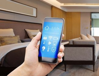 Home Automation Control Installation