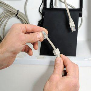 Network Wiring Service